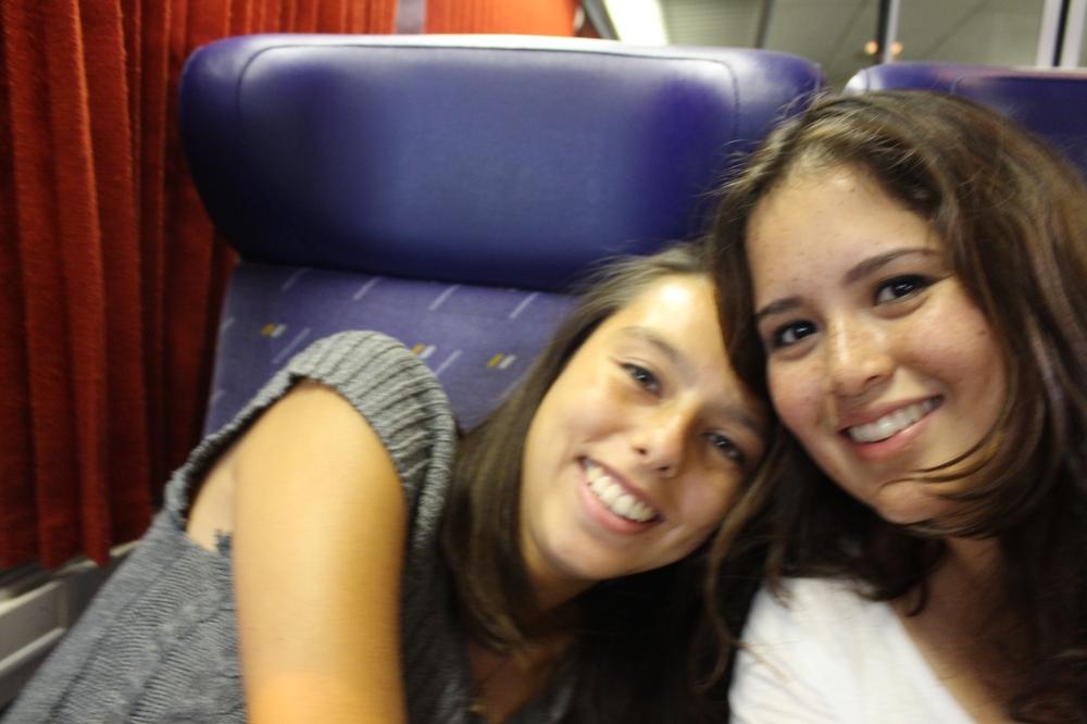 Aquel viaje en tren.