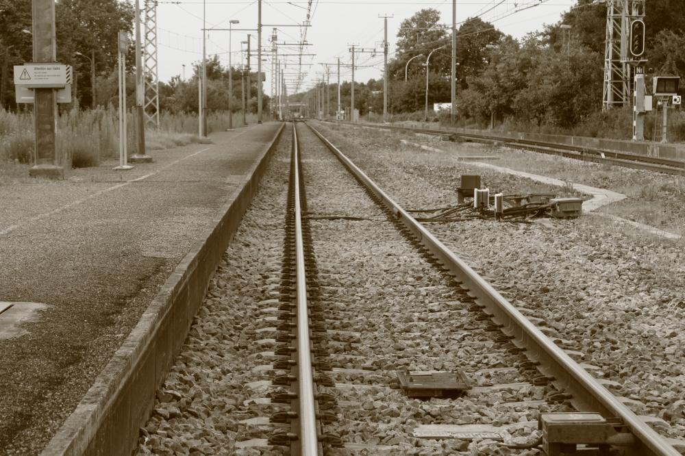 Una estación cerca de Toulouse